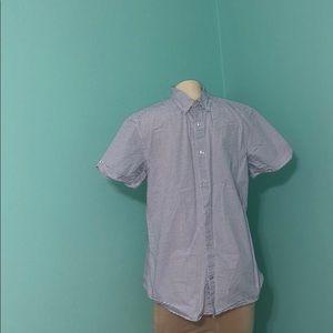 beautiful gap bottom shirt size s